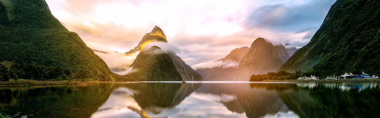 Très Quels sont les plus beaux Paysages de Nouvelle-Zélande ? DW93