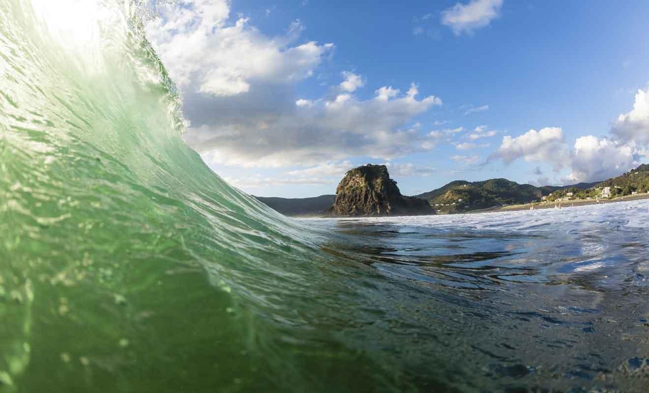 La prudence s'impose que ce soit pour le surf ou pour la baignade.