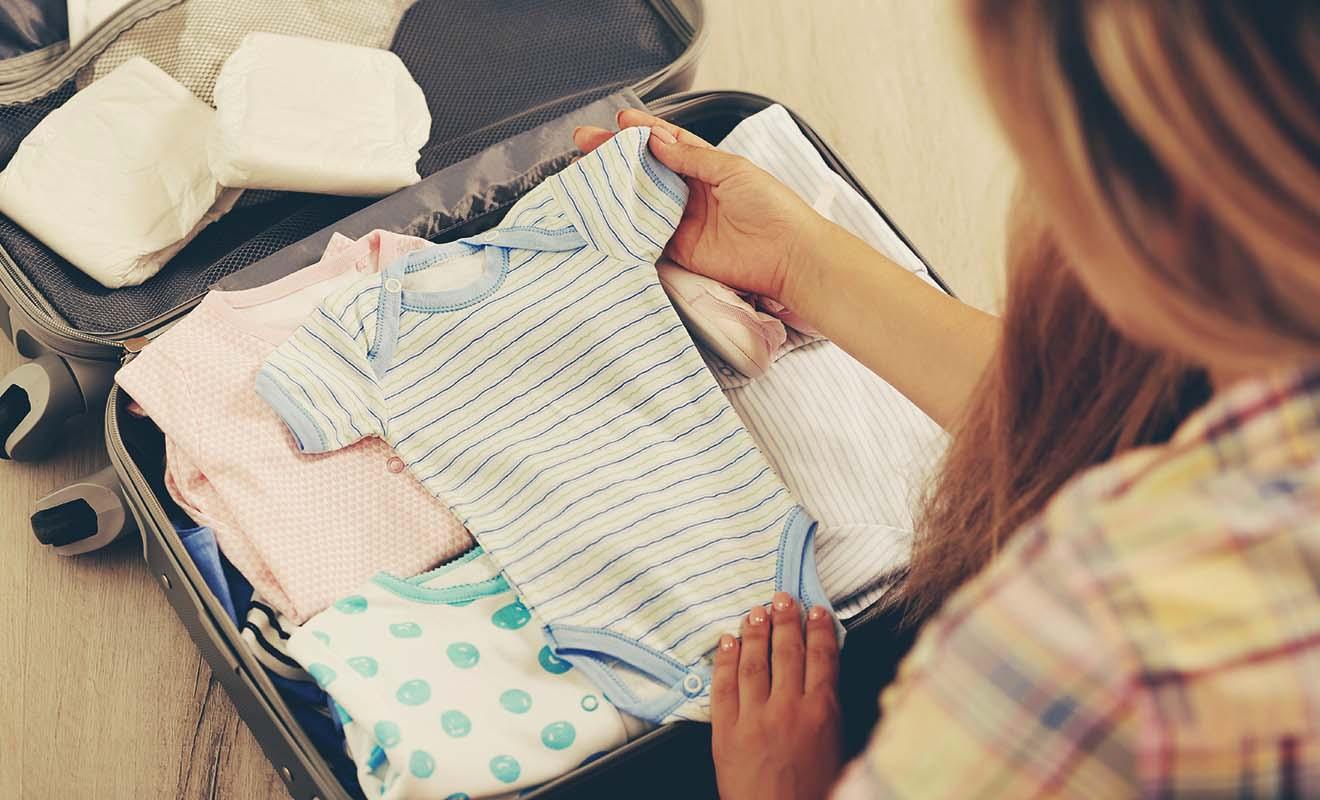 Vous pourrez faire les lessives sur place si vous louez des motels, alors inutile de vous charger plus que de raison.