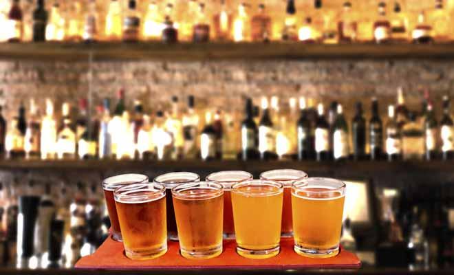 Si vous n'avez pas de places pour voir un match dans un stade, vous pourrez vous consoler et suivre une rencontre dans un pub devant une ou plusieurs bonnes bières glacées.