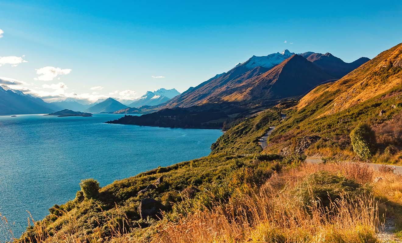 La Nouvelle-Zélande est un pays magnifique que l'on peut visiter à son propre rythme.