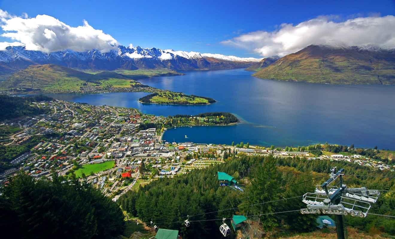 Aucun pays au monde ne peut rivaliser avec la Nouvelle-Zélande en terme de paysages épiques.