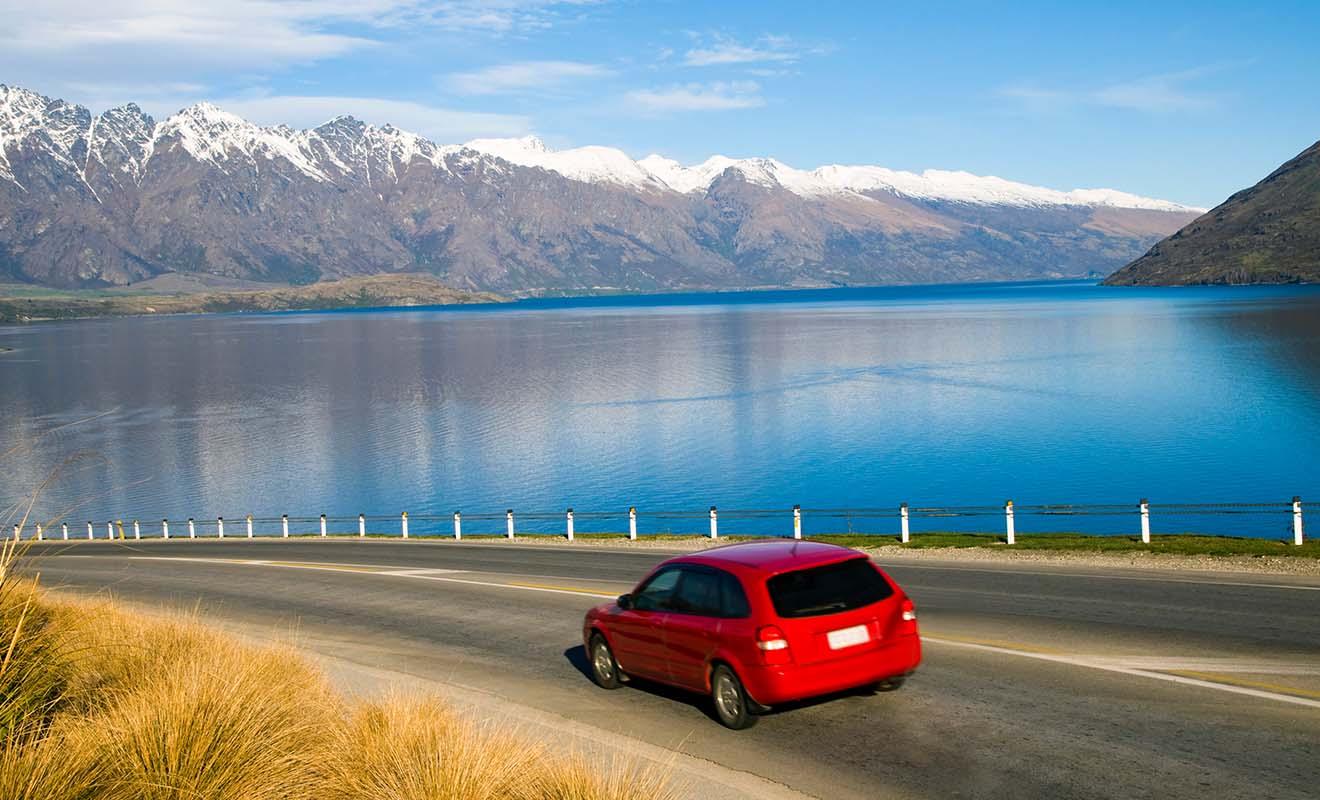 Kiwipal a construit ses itinéraires en limitant les trajets à environ 200 kms par jours.