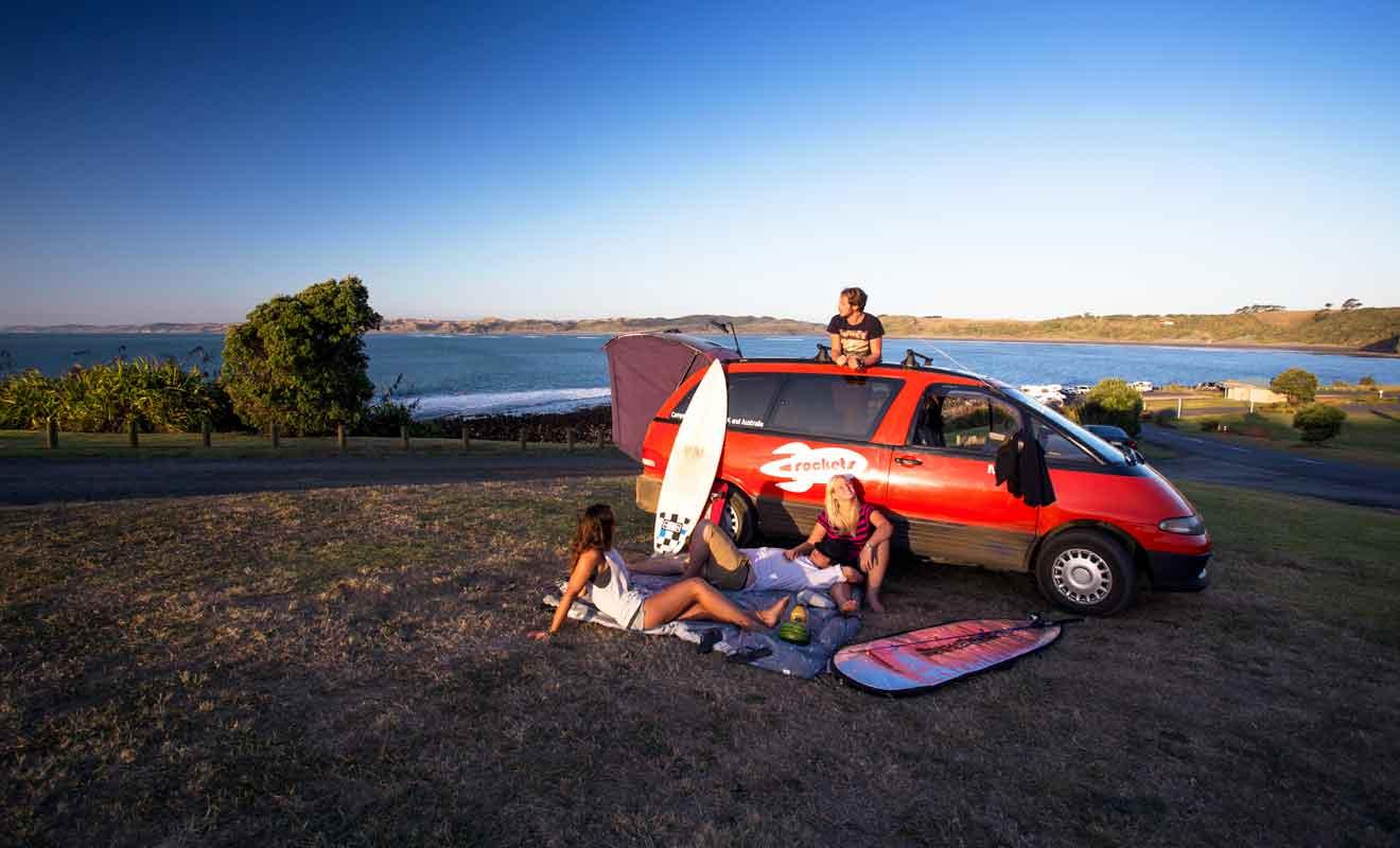 La Surf Highway regorge de plages toutes plus belles les unes que les autres.