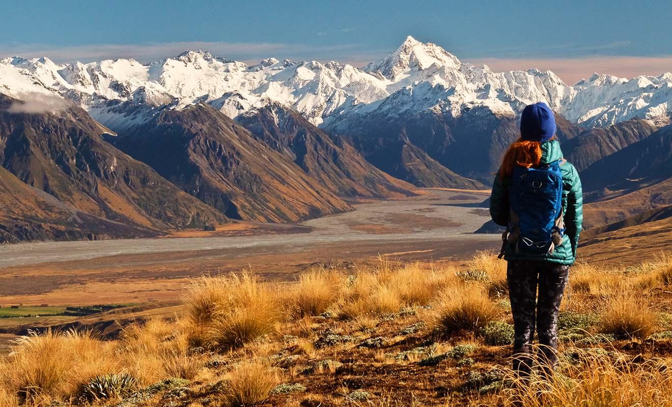 La Nouvelle-Zélande reste un pays peu peuplé, et ce ne sont pas les touristes qui vont le remplir ! Il n'y aura pas foule, sauf dans les lieux les plus touristiques.