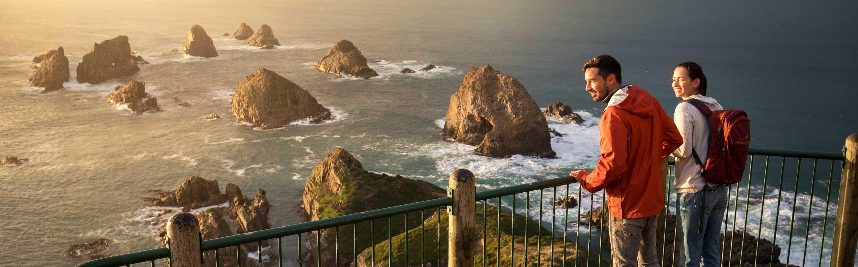 Venez vous dépasser et réaliser de belles randonnées dans des paysages du Seigneur des anneaux.