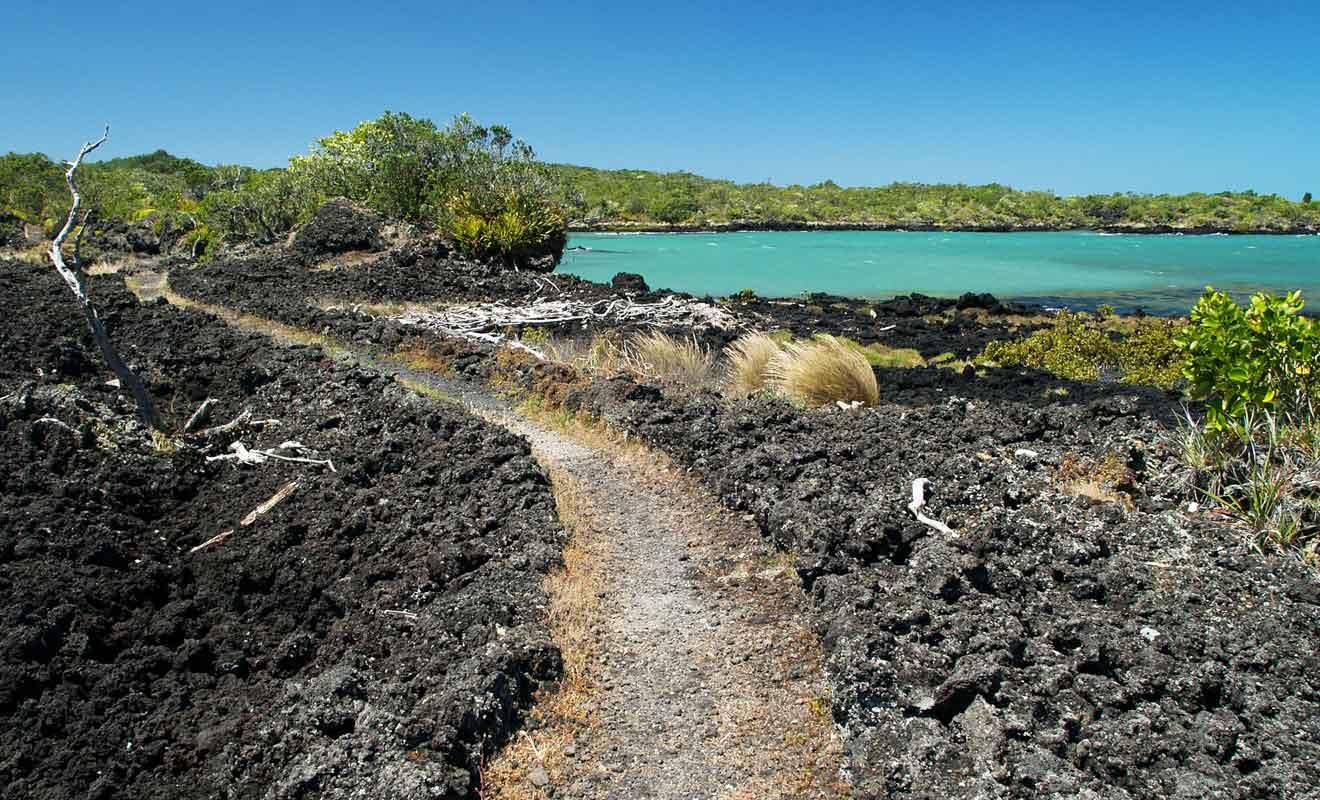 Les violentes éruptions ont craché plus de lave que tous les volcans de la région d'Auckland réunis durant 200.000 ans.