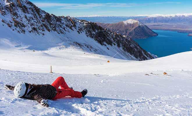 Les plus belles stations de Ski se trouvent sur l'Île du Sud, mais le Nord n'est pas en reste car l'on peut même skier sur le flanc de volcans en activité.