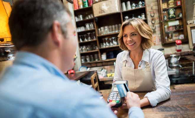 La carte EFTPOS est une sorte de porte-monnaie électronique très en vogue en Nouvelle-Zélande, et que l'on utilise essentiellement pour régler de petits achats.