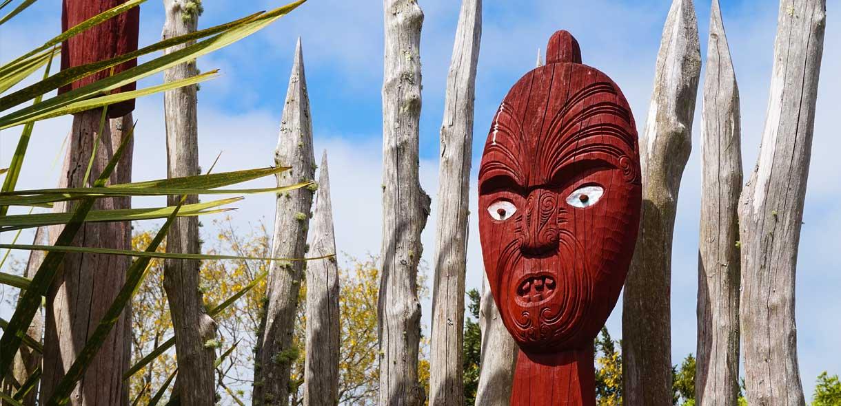 Rotorua est la principale destination touristique de l'île du Nord.