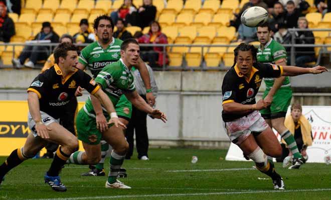 Le Super Rugby est une compétition internationale de rugby qui oppose les meilleures équipes de Nouvelle-Zélande, d'Australie et d'Afrique du Sud.
