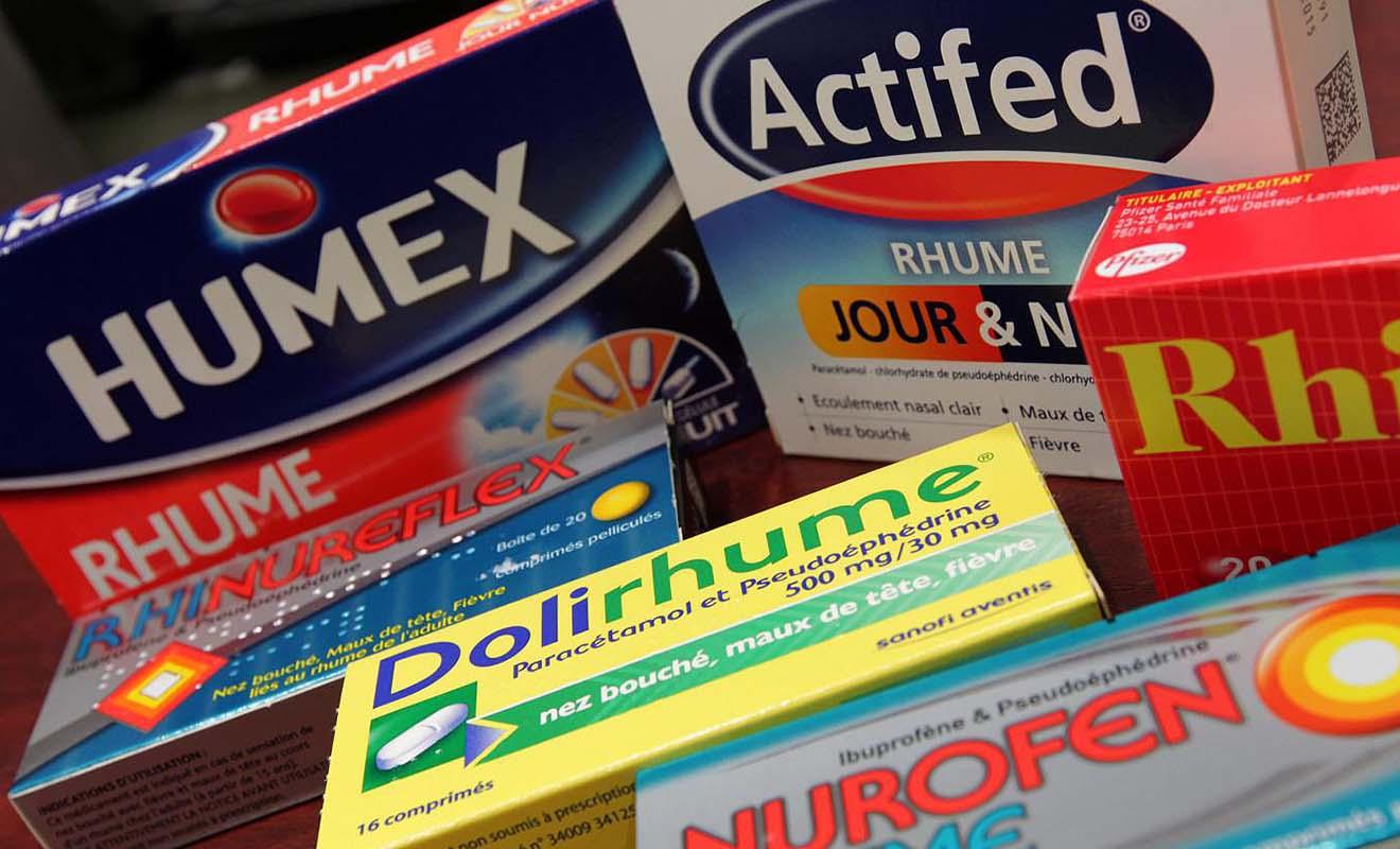Dans le doute, il faut mieux déclarer les médicaments sans ordonnance, même si ce n'est pas indispensable.