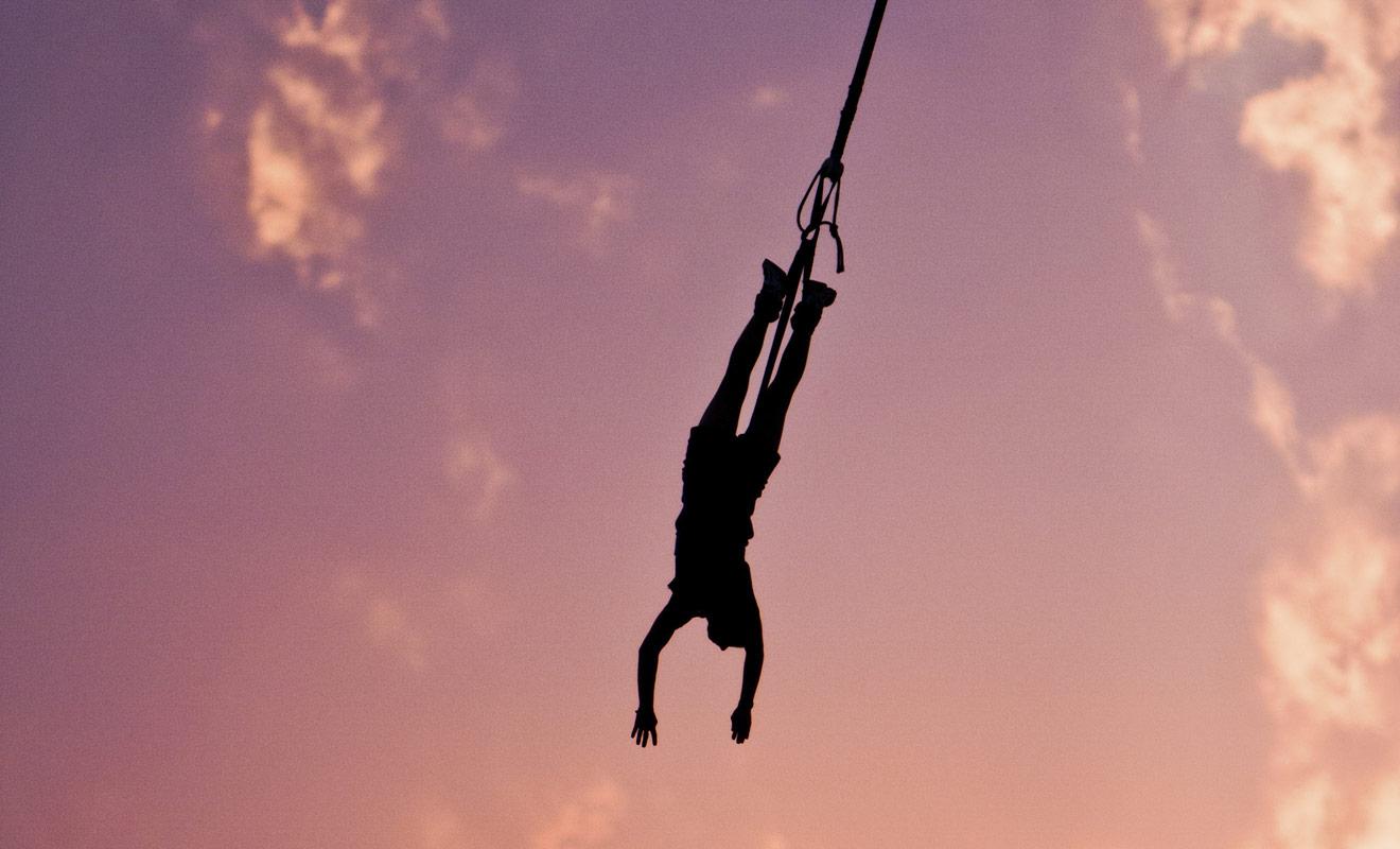 Si vous souhaitez revenir de votre séjour en Nouvelle-Zélande avec un souvenir inoubliable, vous devriez envisager sérieusement de sauter à l'élastique !