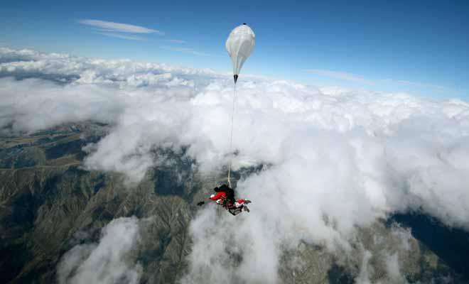 Le saut en parachute coûte cher dans tous les pays du monde et la Nouvelle-Zélande ne fait hélas pas exception à la règle !