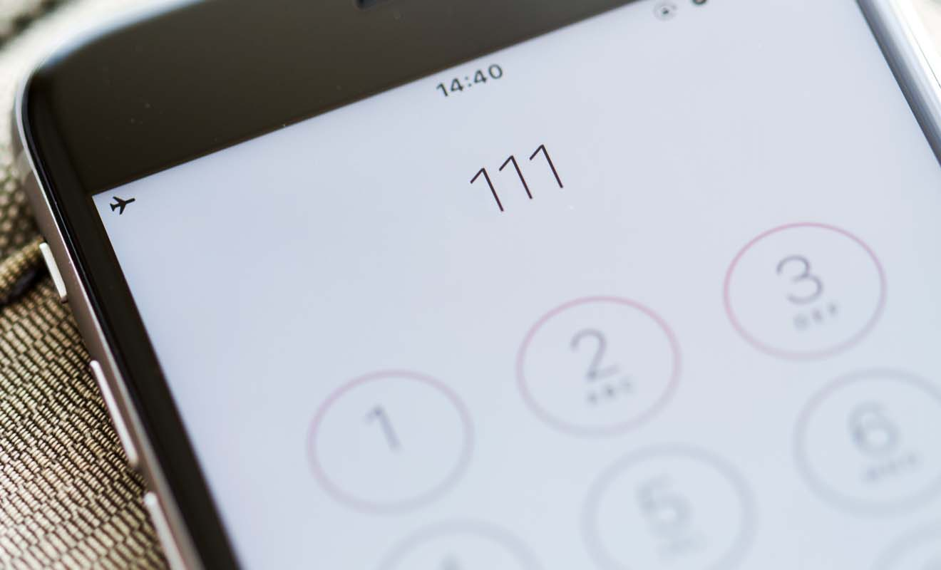 Le numéro 111 vous met en relation aussi bien avec la police que les pompiers ou les urgences en Nouvelle-Zélande.