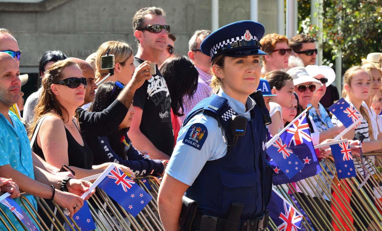 Si la police est appréciée par la population, c'est avant tout parce qu'elle est efficace et au service des habitants.