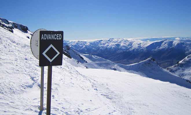 Le niveau des pistes de Nouvelle-Zélande est assez relevé dans l'ensemble, mais il existe malgré tout des zones parfaitement adaptées aux débutants et aux familles.