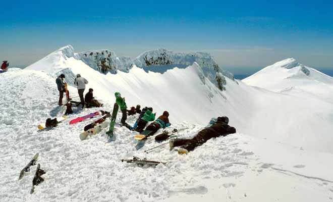 La station du mont Taranaki propose les forfaits les moins chers du pays, car la station est à la fois petite et ses pistes d'un niveau redoutable. Si vous êtes un bon skieur, vous avez trouvé votre bonheur !