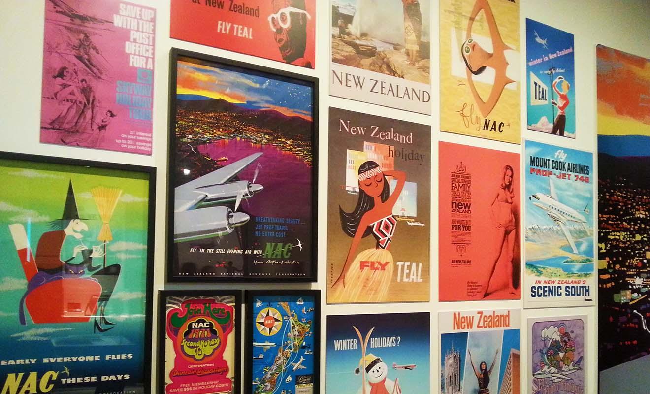 La plupart des souvenirs que vous trouverez en Nouvelle-Zélande peuvent se commander sur Internet.