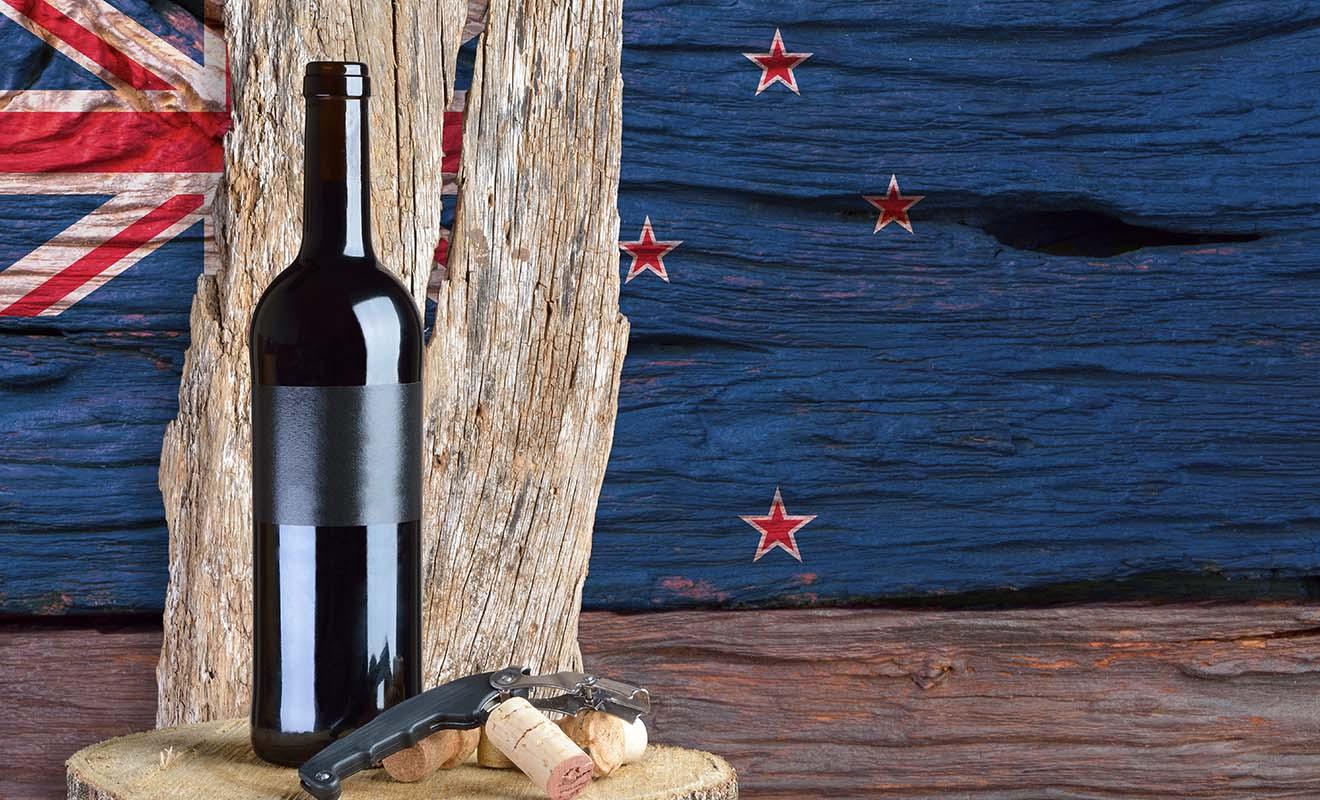 Si vous ne ramenez qu'un seul souvenir de votre voyage en Nouvelle-Zélande, cela devrait être une bouteille de vin.