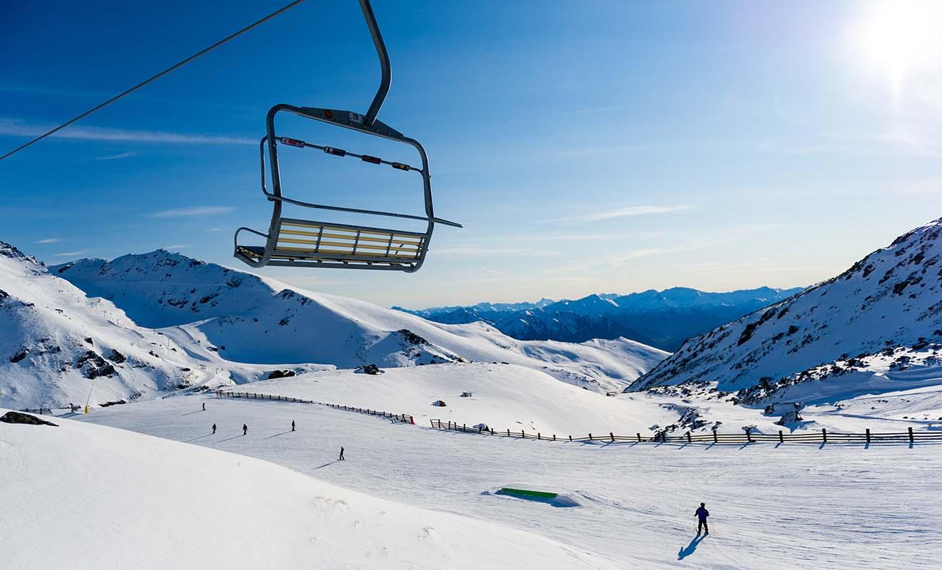 C'est le domaine skiable est loin d'être le plus grand du monde, il est en revanche d'une qualité exceptionnelle.