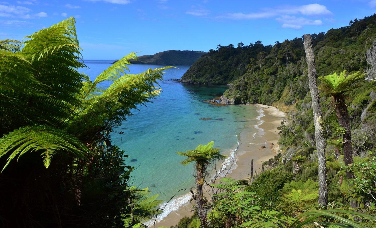 L'Île Stewart est bien la troisième grande île de Nouvelle-Zélande, mais elle demeure largement méconnue du grand public qui ignore jusqu'à son existence.