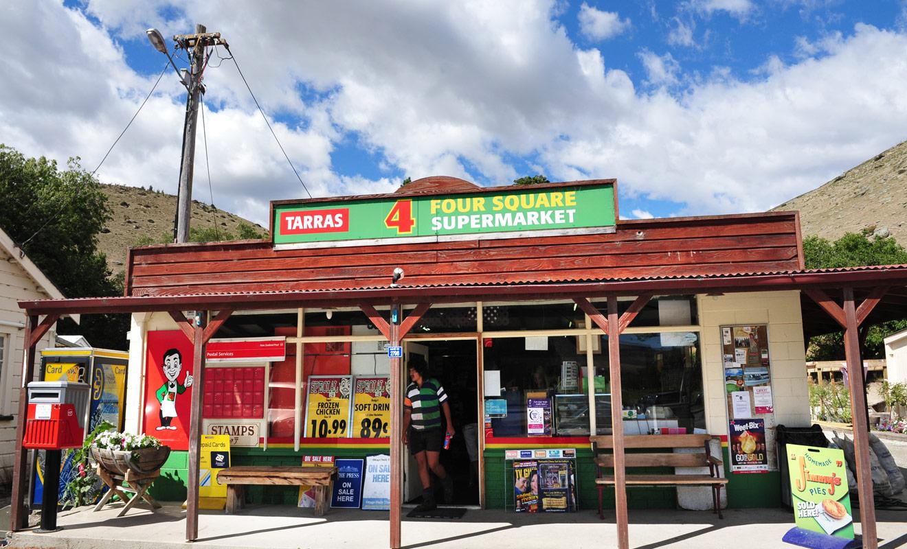 Certains l'ignorent, mais la Nouvelle-Zélande est un pays riche avec un niveau de vie équivalent sinon supérieur à celui de l'Europe. On trouve tout ce qu'il faut pour faire ses courses, aussi bien dans de grands supermarchés que dans des supérettes.