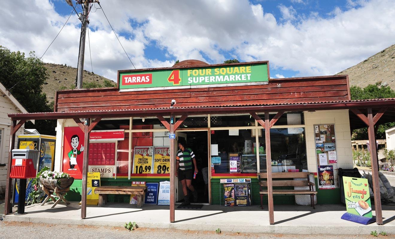 Marchés et supermarchés proposent des produits frais cultivés dans le pays. Vous pouvez acheter ce qu'il vous faut pour cuisiner vos propres repas.