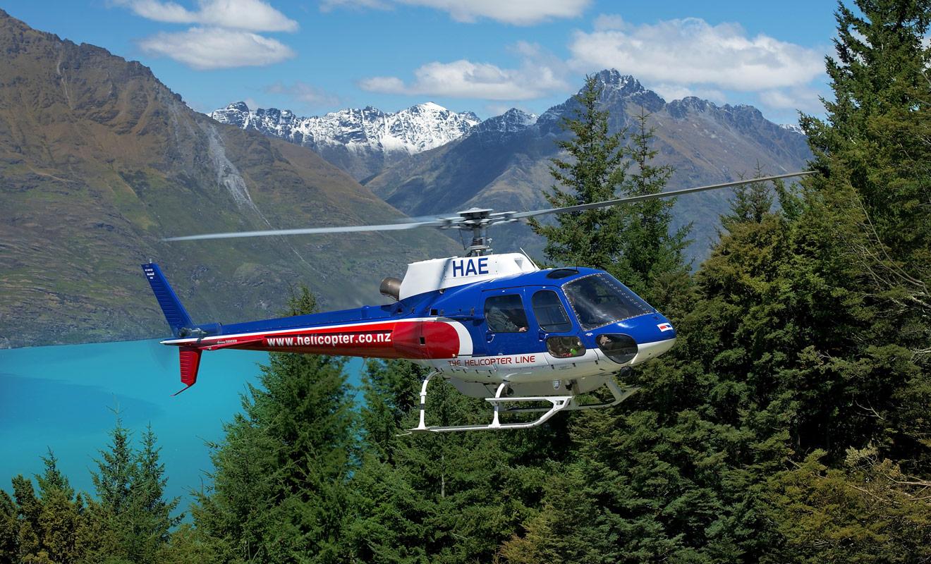 Si vous voyagez en groupe de plus d'au moins cinq personnes, vous pouvez souvent obtenir un prix de groupe pour des activités habituellement très onéreuses comme les survols en hélicoptère.