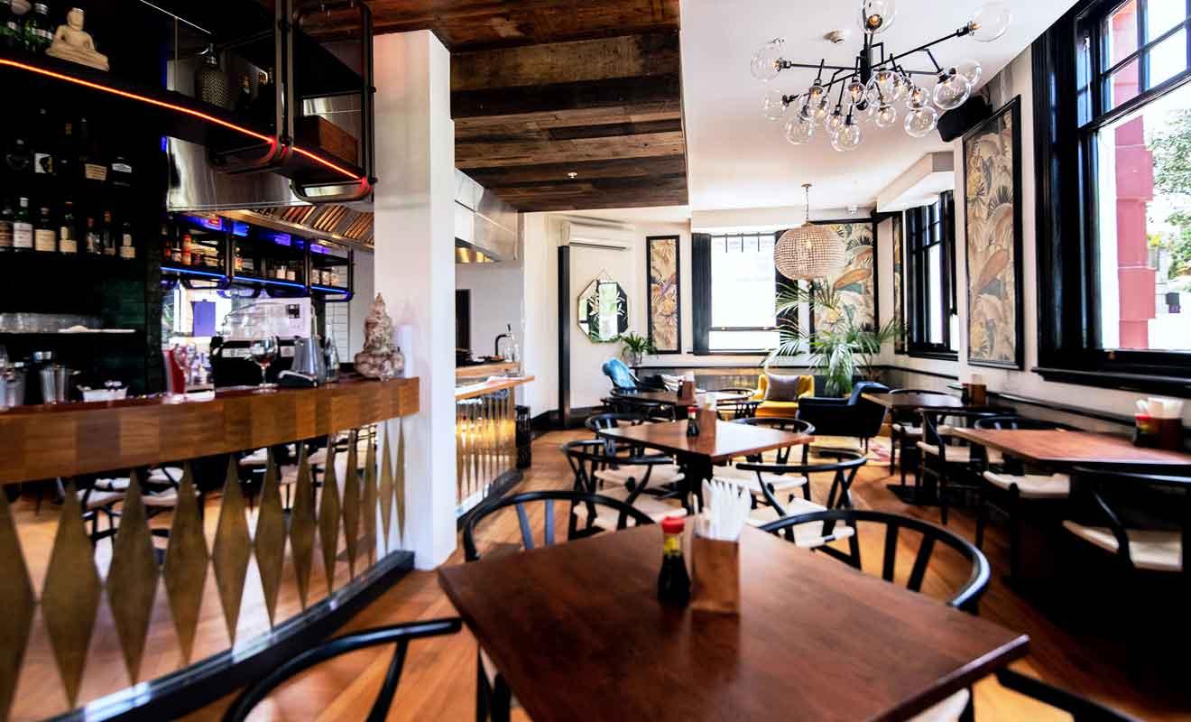 N'oubliez pas de résever en haute saison, car le restaurant sera le plus souvent complet.