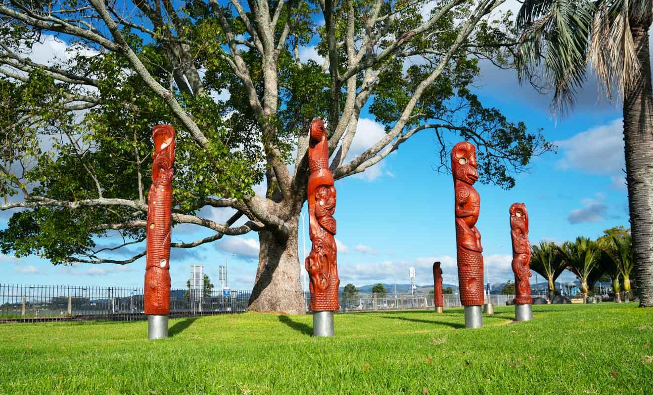 Mt Maunganui est redevenu la propriété des tribus maories au XXe siècle.