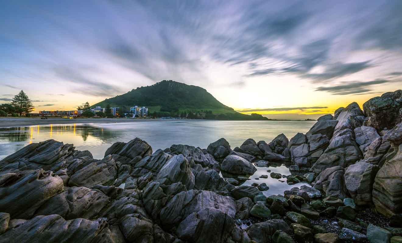 Tauranga est une étape recommandée par Kiwipal à tous les voyageurs qui visitent l'île du Nord de la Nouvelle-Zélande.