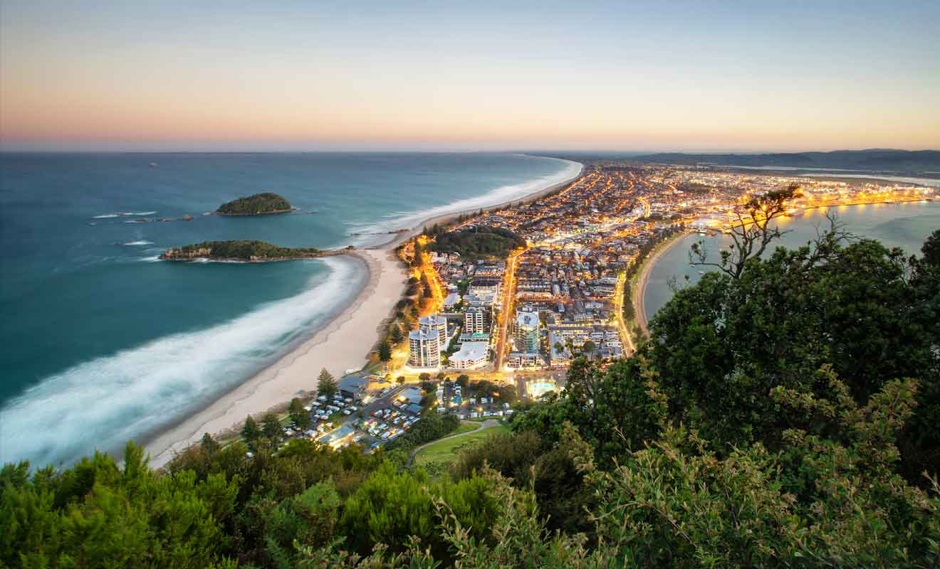 Si la Nouvelle-Zélande compte une infinité de plages, les stations balnéaires en revanche ne sont pas si nombreuses.