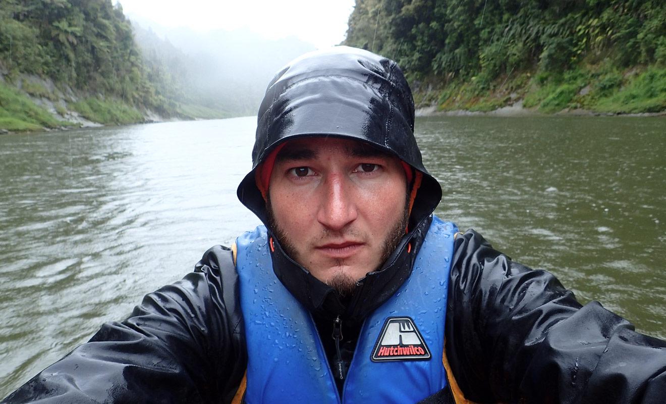 La pluie peut générer des crues rapides qui surprennent les randonneurs et les obligent à bouleverser leur itinéraire.