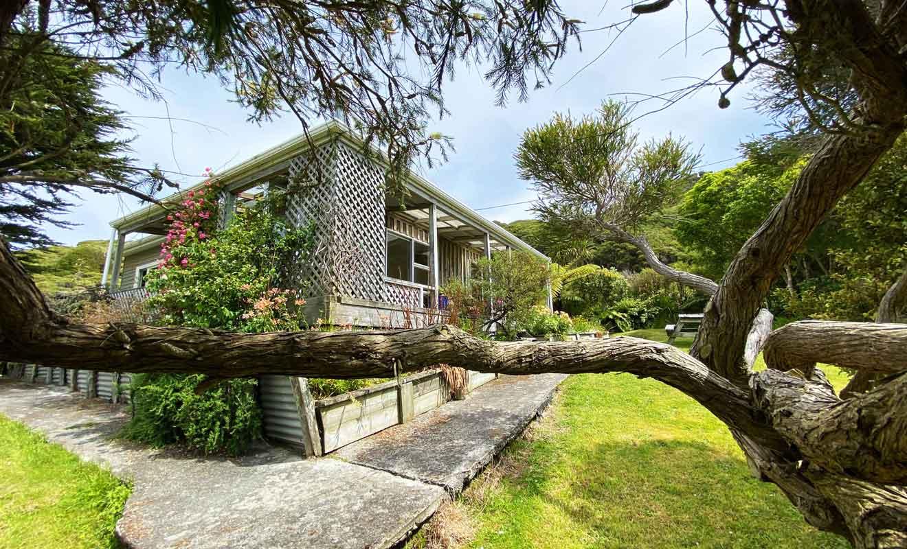 Pour séjourner à Te Hapu, il faudra réserver au moins deux nuits consécutives.