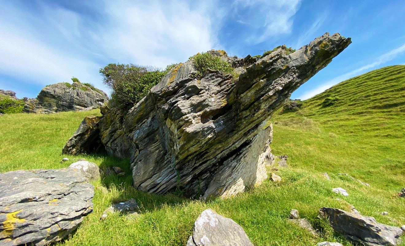 Il serait tentant de grimper sur les rochers pour prendre des photos, mais vous risquez de vous blesser.