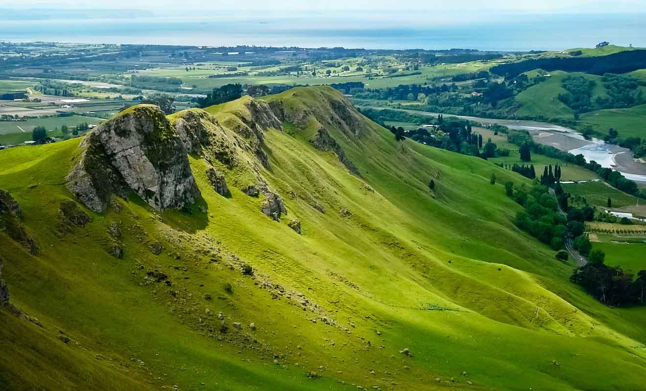 Les propriétaires du vignoble de Craggy Range avaient tracé un sentier sur une terre maorie sacrée.