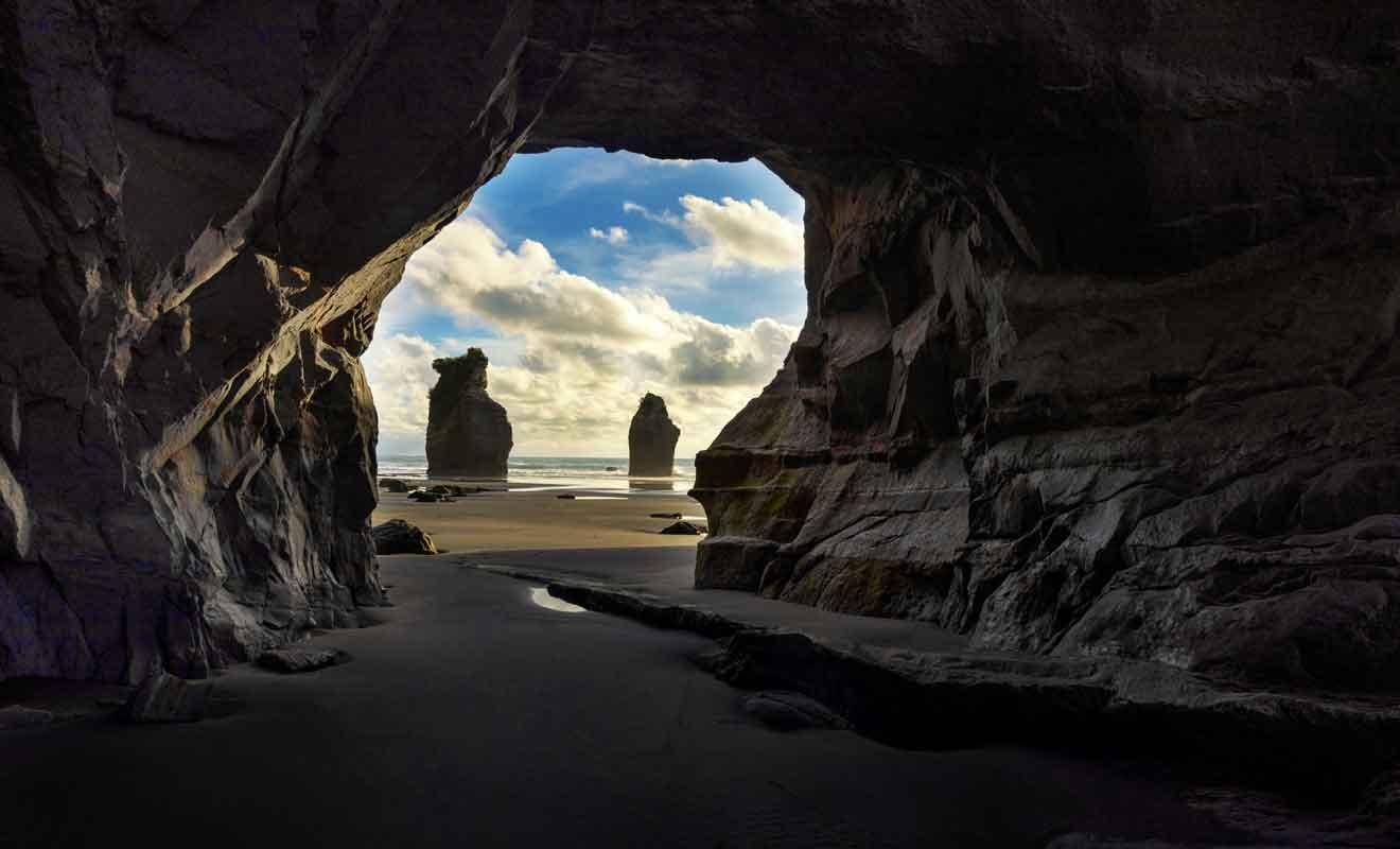 Un nouveau rocher émerge de la falaise et l'on pourra bientôt à nouveau parler des Three Sisters !