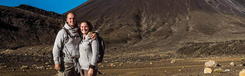 Kevin et Élodie, voyageurs et rédateur du blog le mieux du monde.