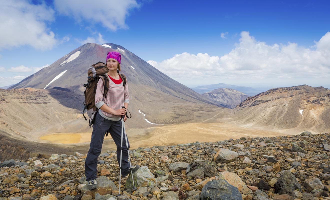 Vous devez impérativement essayer votre équipement de randonnée avant le départ pour vous assurer qu'il n'entrave pas la marche et vous permet de tenir la distance. Une fois engagé dans une grande randonnée en Nouvelle-Zélande, il sera trop tard pour changer de chaussures !