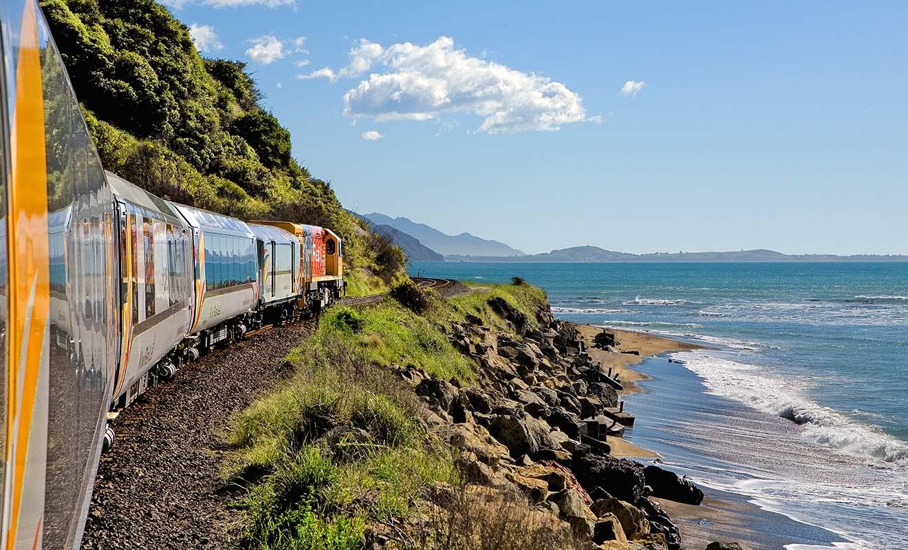 Tout le tronçon entre Picton et Kaikoura est somptueux, avec un littoral extraordinaire.