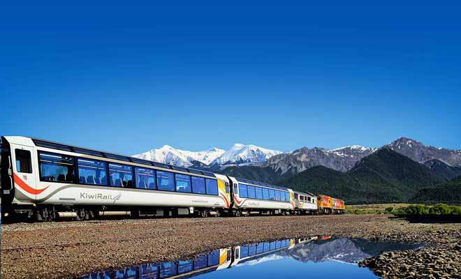 Dans la mesure ou l'on prend le train pour admirer les paysages, il faut que le ciel soit bien dégagé pour en profiter vraiment.