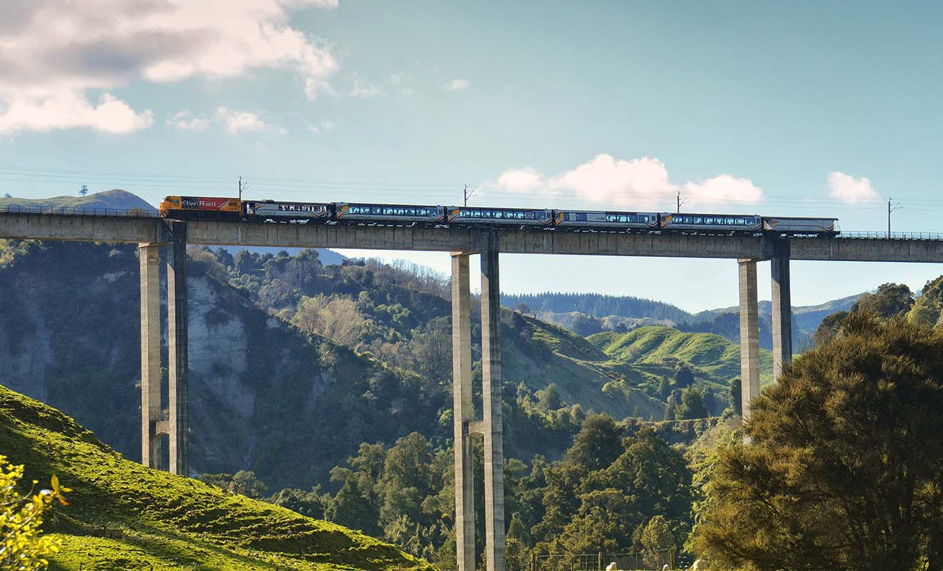 Il n'y a pas beaucoup de place à bord des trains touristiques, d'où l'importance de réserver ses billets à l'avance.