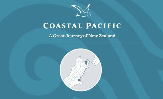 Le Coastal Pacific traverse le Marlborough, une région réputée pour ses vignobles, puis il longe la côte jusqu'à Kaikoura avant de rejoindre Christchurch.