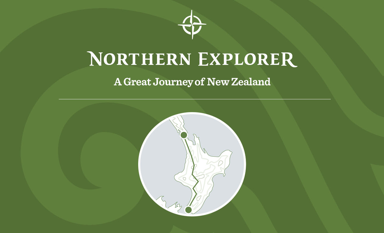 Même si elle traverse de très beaux paysages, la ligne de train Northern Explorer est très lente, et il faut compter onze heures pour relier Wellington depuis Auckland.