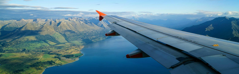 Les vols intérieurs permettent gagner du temps et d'économiser de l'argent.