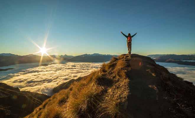 Ne vous lancez pas dans une grande randonnée sans un minimum de préparatifs, car il faut tenir compte de la météo et de l'heure à laquelle il fera nuit.