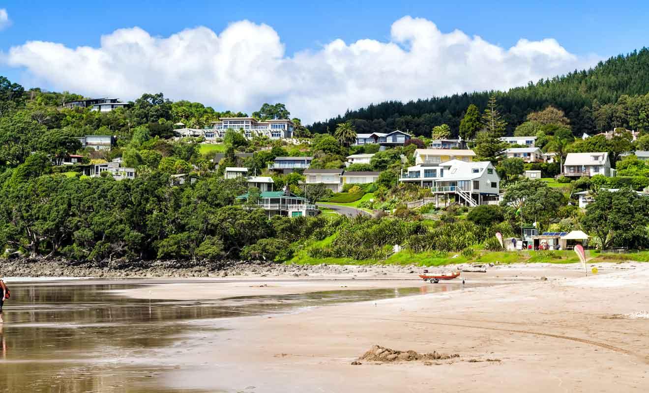 La Nouvelle-Zélande est faiblement peuplée par rapport à sa superficie.