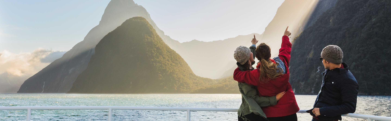 Travailler et étudier en Nouvelle-Zélande avec le working holiday visa.
