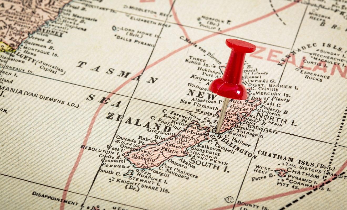 Les itinéraires en Nouvelle-Zélande sont simples à suivre, car le réseau routier est en excellent état et constitués de voies rapides qui sont peu fréquentées.